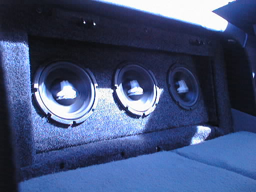 audio system information